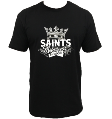 Black Saints Motorsports T-Shirt